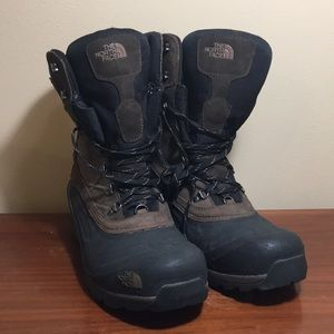 North Face Waterproof Winter Boots Size 13